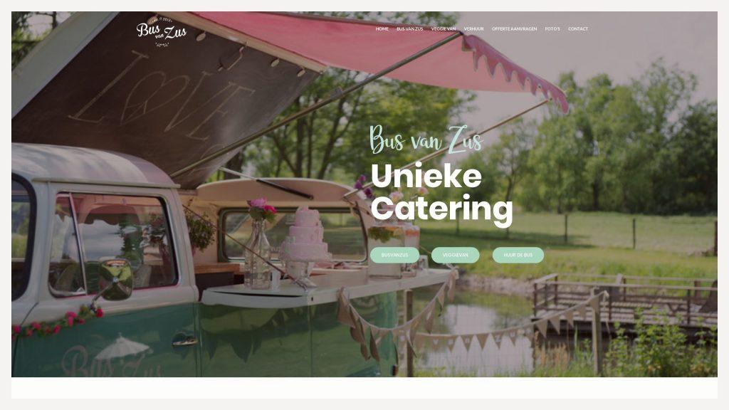 Bus van Zus | Unieke catering