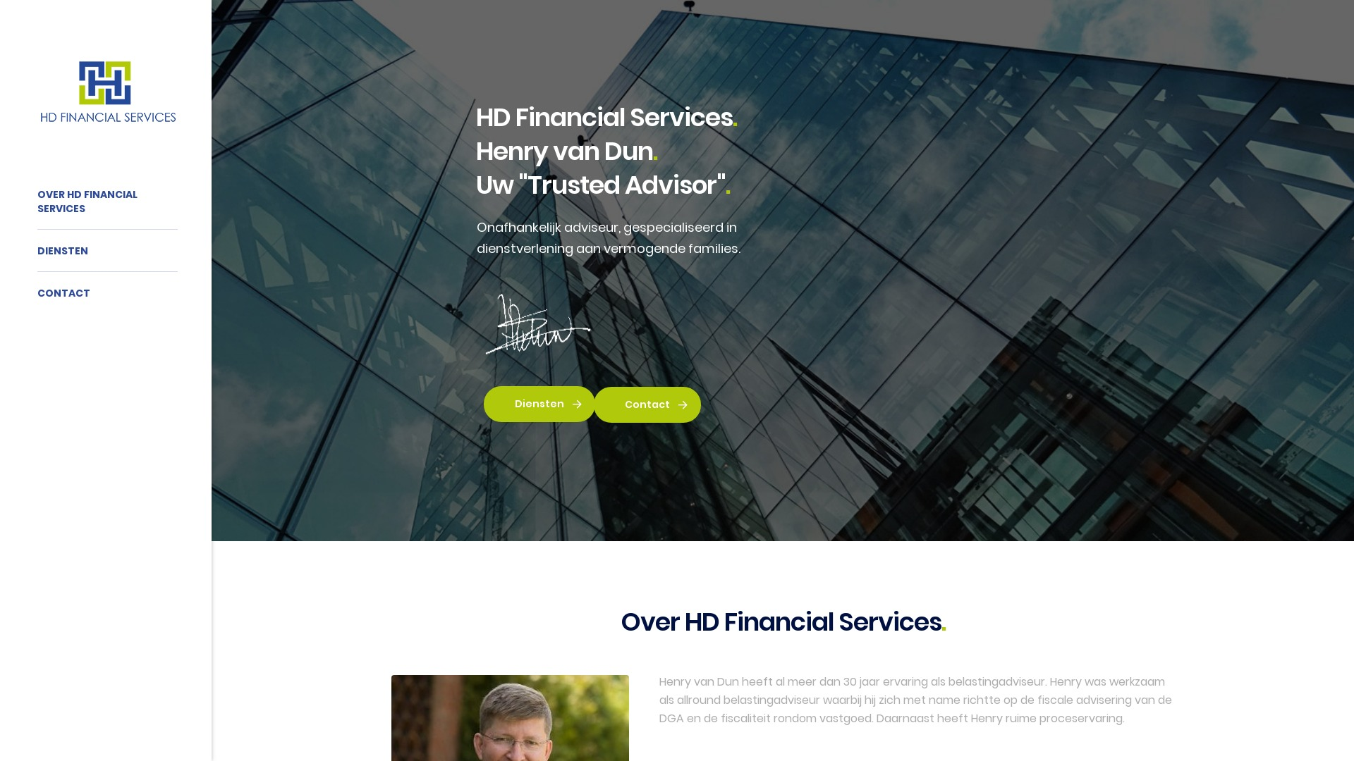 E-Markers Portfolio | HD Financial Services
