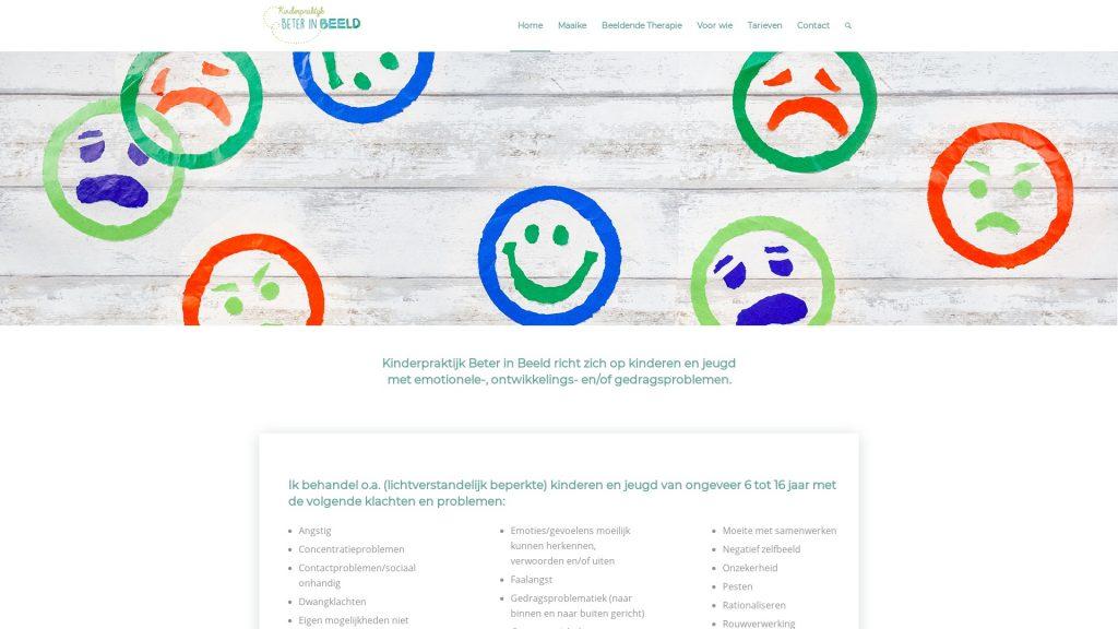 Portfolio E-Marker | Kinderpraktijk Beter in Beeld