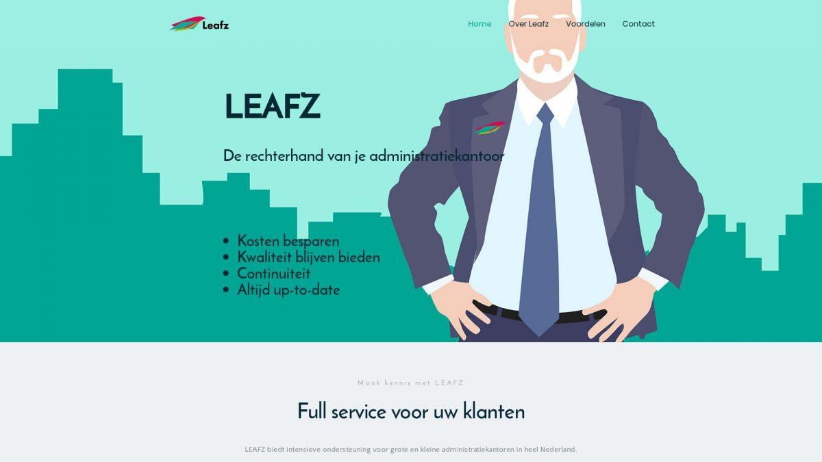 Portfolio E-Markers | Leafz