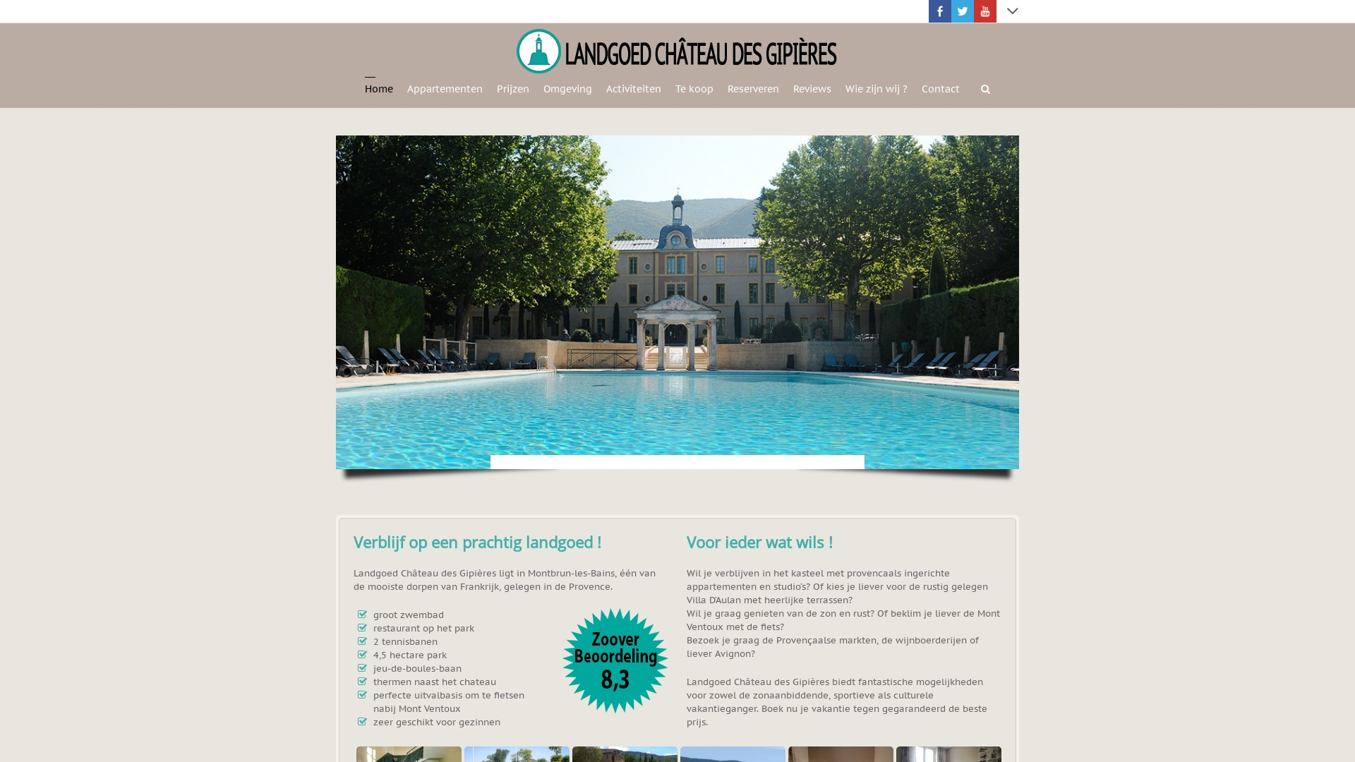 Portfolio E-Markers | Chateaudesgipieres