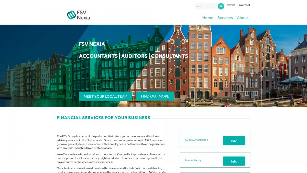 Portfolio E-Markers | FSV Nexia