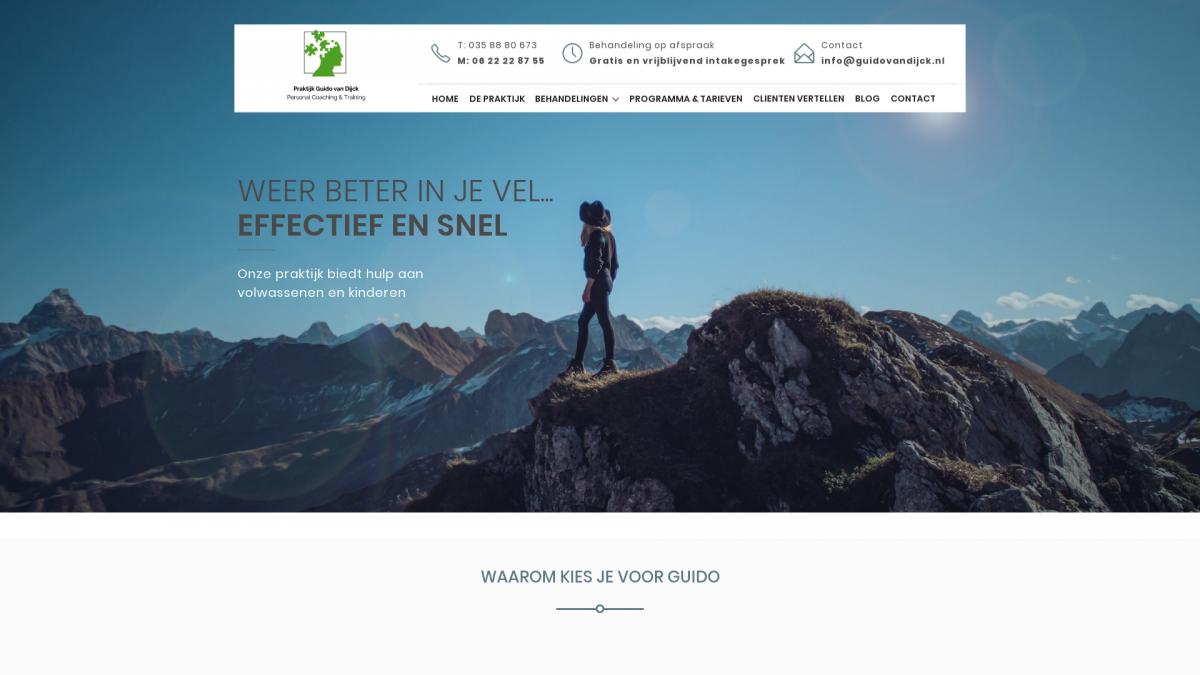 Portfolio E-Markers | Praktijk Guido van Dijck