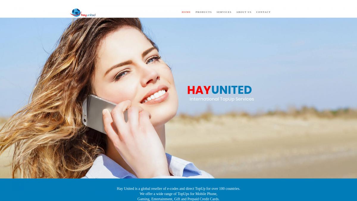 Portfolio E-Markers   Hay United
