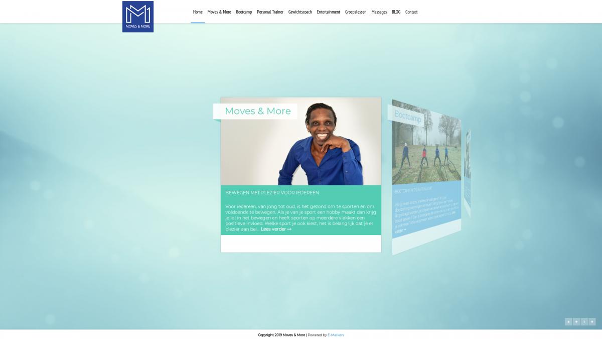 Portfolio E-Markers | Moves & More