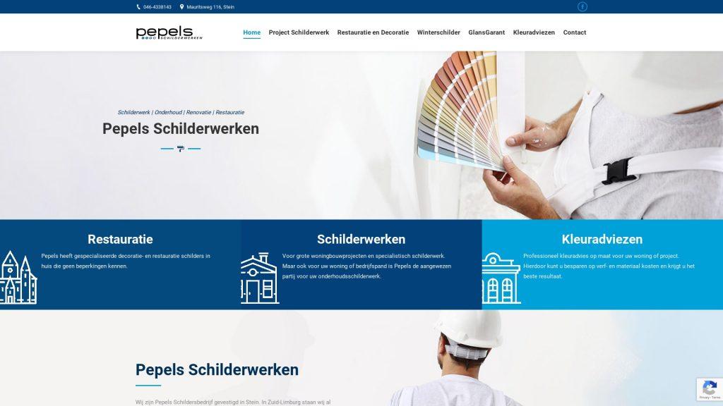 Portfolio E-Markers | Pepels Stein