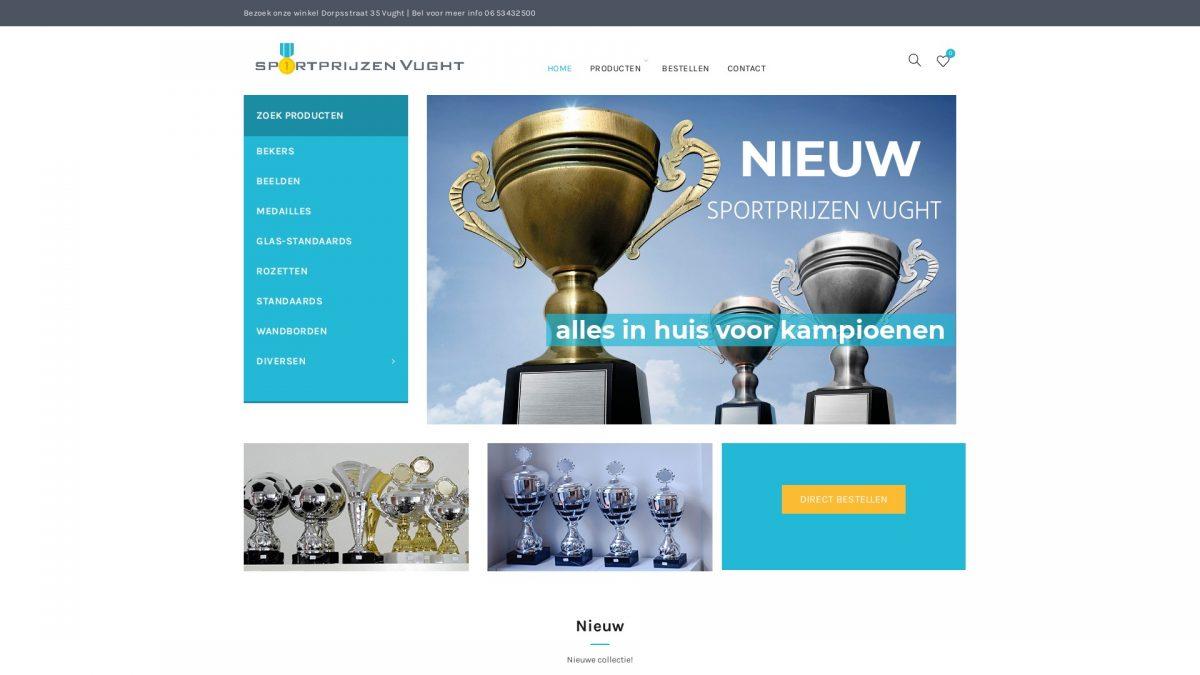 Portfolio E-Markers | Sportprijzen Vught