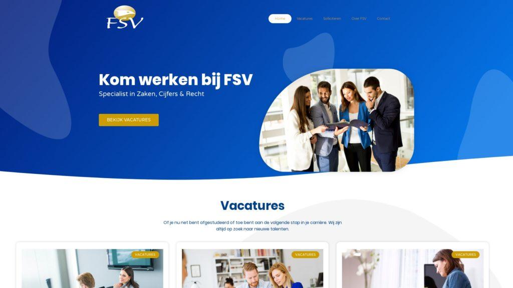 Portfolio E-Markers | werkenbijfsv.nl