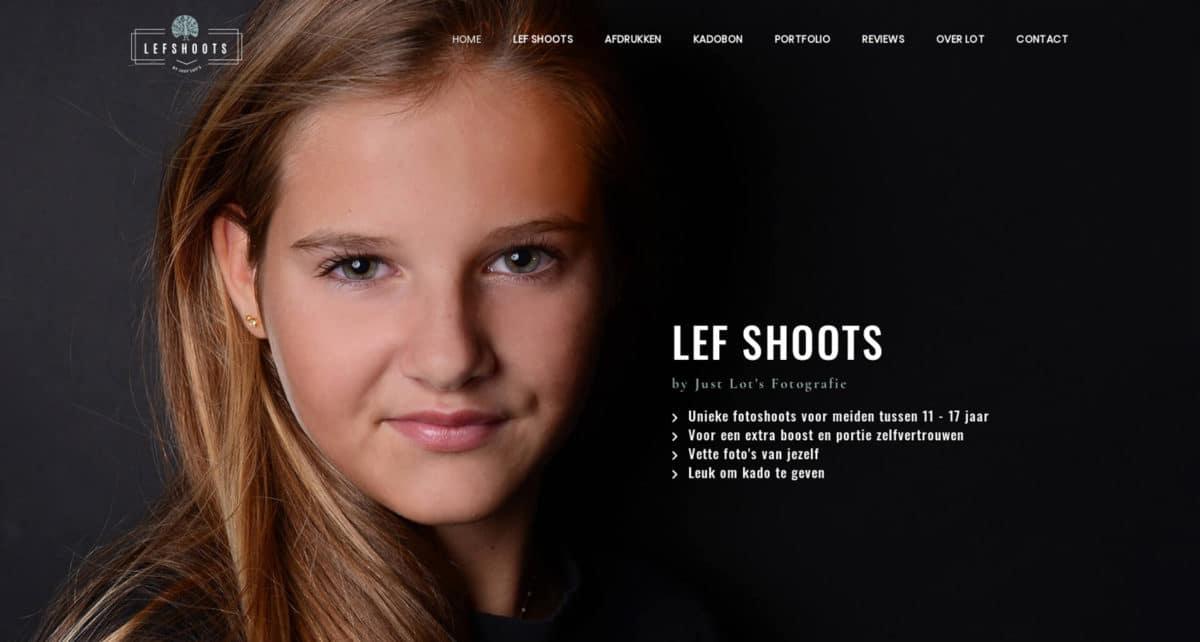 Portfolio LEF Shoots | E-Markers