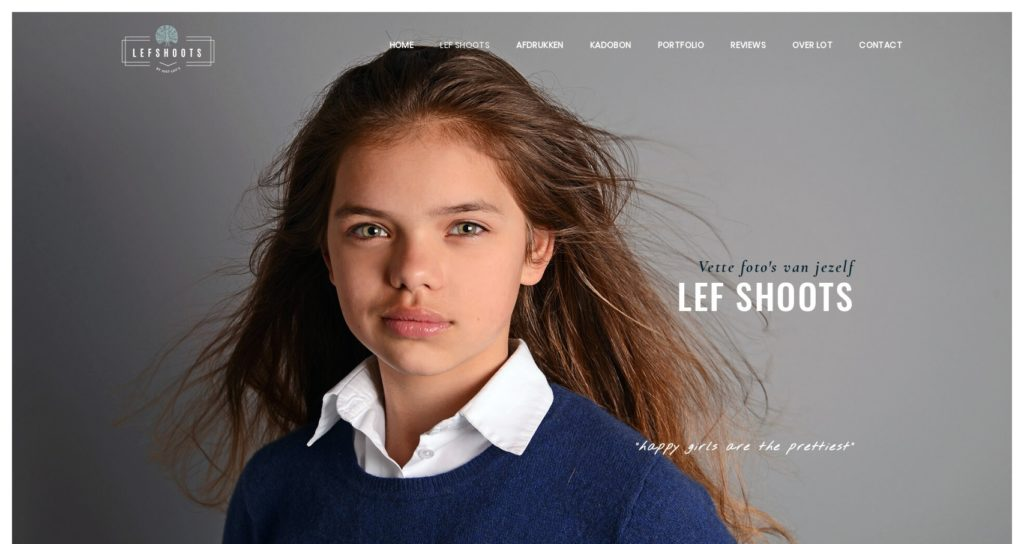 LEF Shoots Portfolio E-Markers