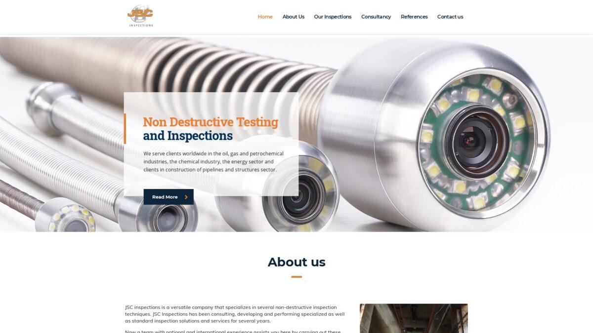 Portfolio E-Markers | JSC Inspections